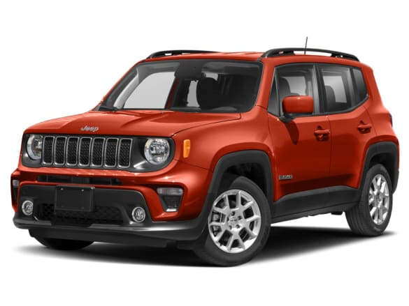 Jeep Renegade 2021 4-door SUV