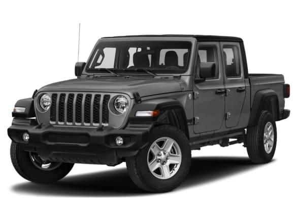 Jeep Gladiator 2021 crew cab