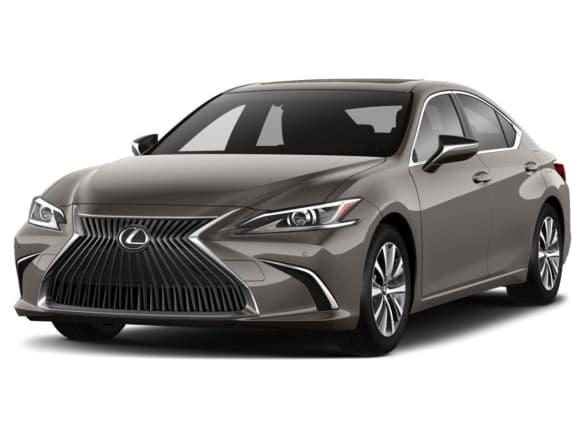 Lexus ES 2021 sedan