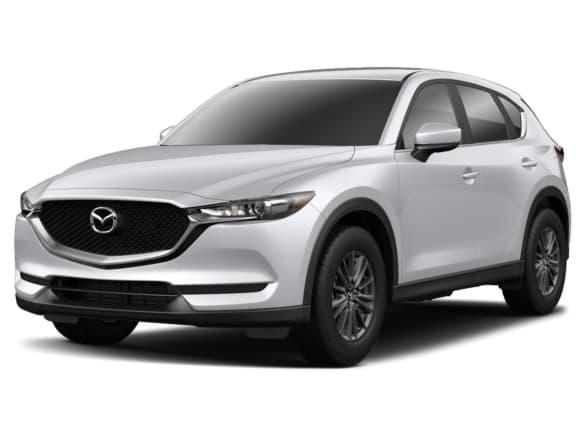 Mazda CX-5 2021 4-door SUV