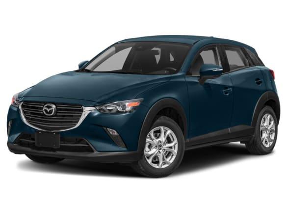 Mazda CX-3 2021 4-door SUV