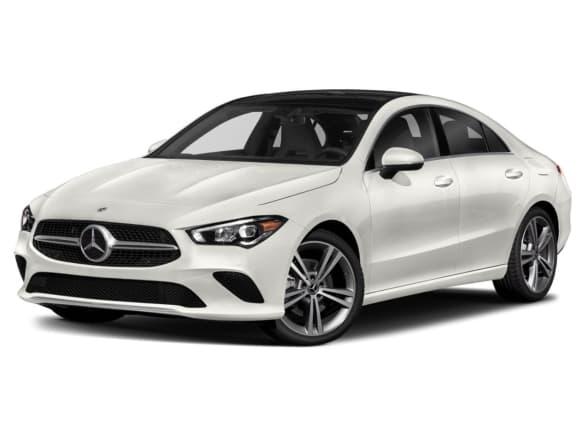 Mercedes-Benz CLA 2021 sedan