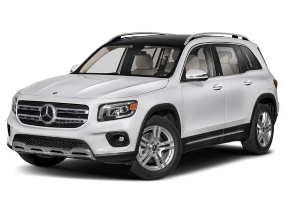 Mercedes-Benz GLB 2021 4-door SUV