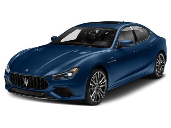Maserati Ghibli 2021 sedan
