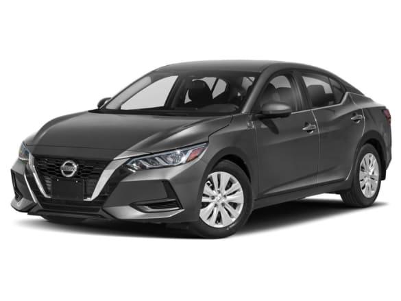 Nissan Sentra 2021 sedan