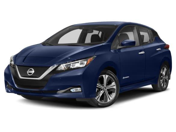 Nissan Leaf 2021 4-door hatchback