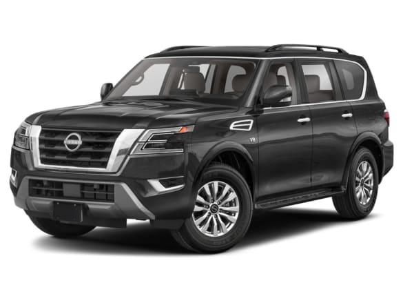 Nissan Armada 2021 4-door SUV