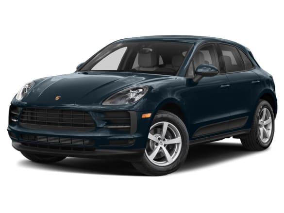 Porsche Macan 2021 4-door SUV