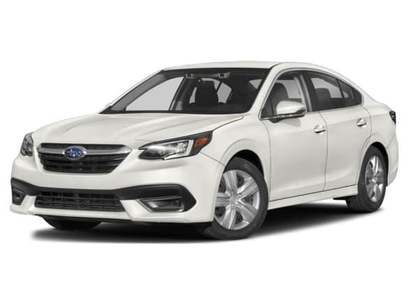 Subaru Legacy 2021 sedan