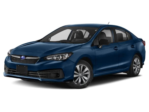 Subaru Impreza 2021 sedan