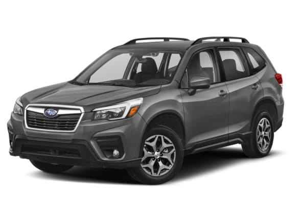 Subaru Forester 2021 4-door SUV