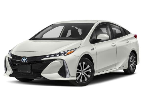 Toyota Prius Prime 2021 4-door hatchback