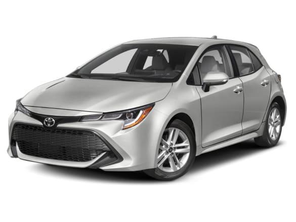 Toyota Corolla Hatchback 2021 4-door hatchback