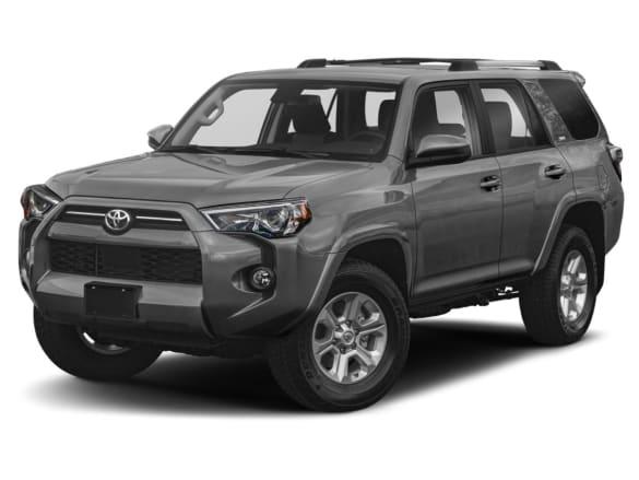 Toyota 4Runner 2021 4-door SUV