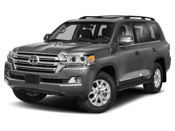 Toyota Land Cruiser 2021 4-door SUV