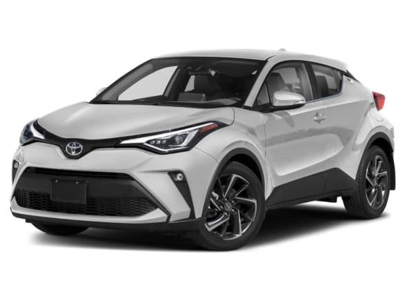 Toyota C-HR 2021 wagon