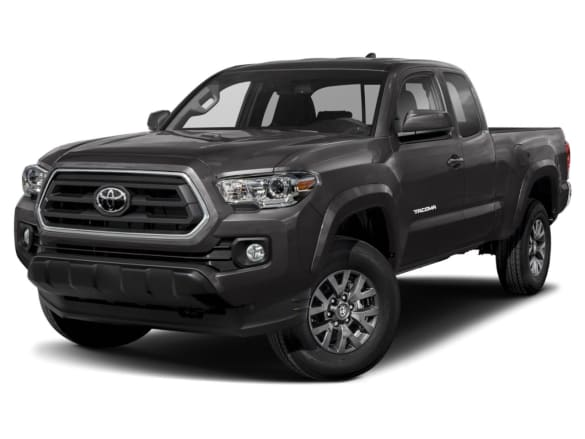 Toyota Tacoma 2021 crew cab
