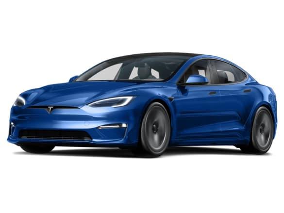 Tesla Model S 2021 sedan