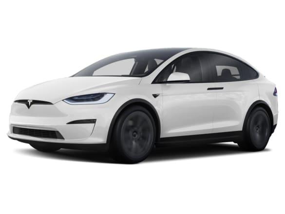 Tesla Model X 2021 4-door SUV