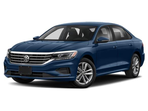 Volkswagen Passat 2021 sedan