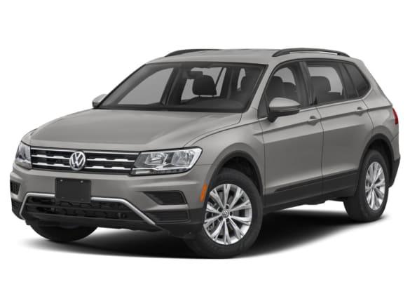 Volkswagen Tiguan 2021 4-door SUV