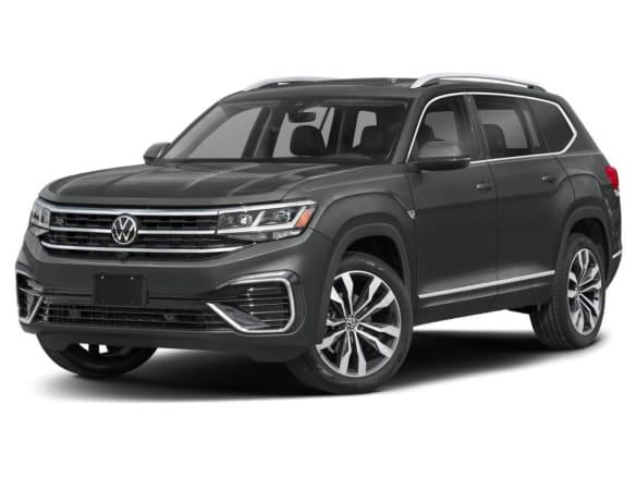Volkswagen Atlas 2021 4-door SUV