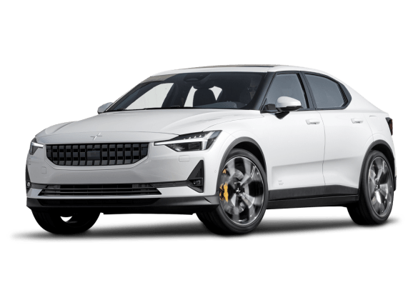 Polestar 2 2021 4-door hatchback