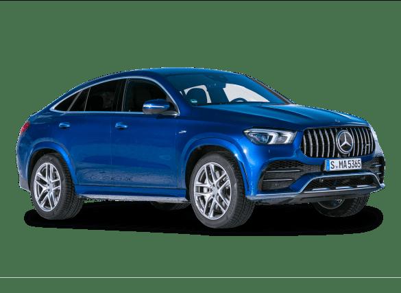 Mercedes-Benz GLE Coupe 2021 4-door SUV