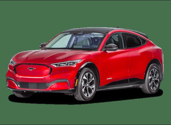 Ford Mustang Mach-E 2021 4-door SUV