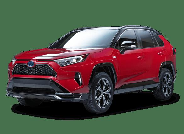 Toyota RAV4 Prime 2021 4-door SUV