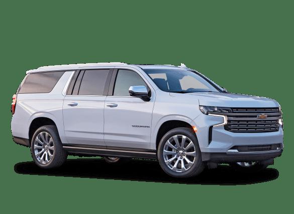 Chevrolet Suburban 2021 4-door SUV