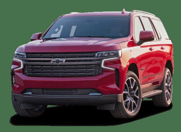Chevrolet Tahoe 2021 4-door SUV