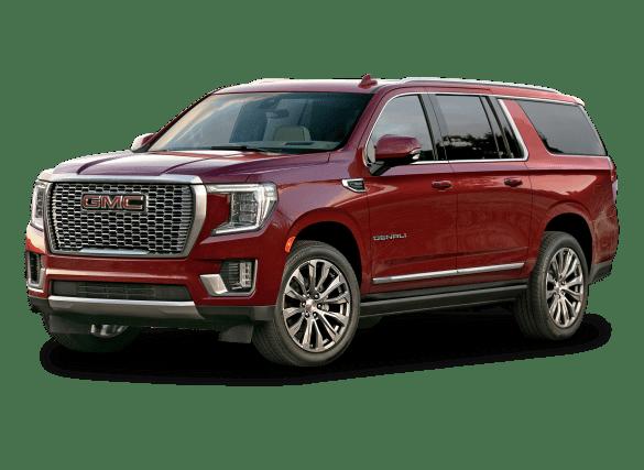 GMC Yukon XL 2021 4-door SUV