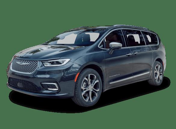 Chrysler Pacifica 2021 minivan