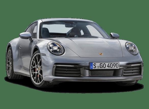 Porsche 911 2021 coupe