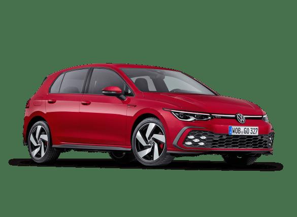 Volkswagen GTI 2022 4-door hatchback