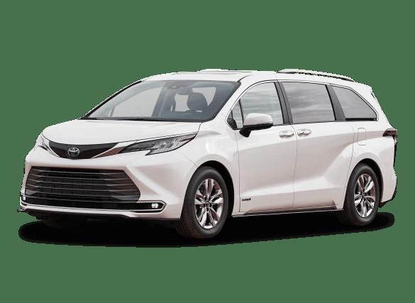 Toyota Sienna 2021 minivan
