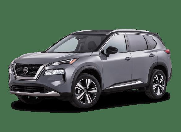 Nissan Rogue 2021 4-door SUV