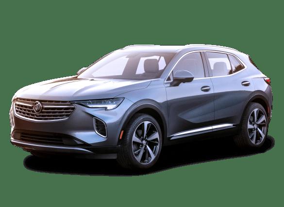 Buick Envision 2021 4-door SUV
