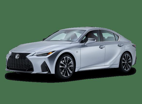 Lexus IS 2021 sedan