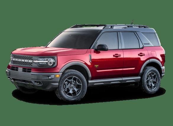 Ford Bronco Sport 2021 4-door SUV
