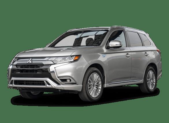 Mitsubishi Outlander 2021 4-door SUV