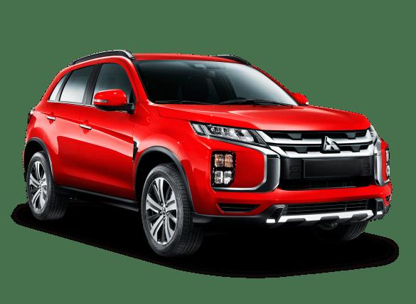 Mitsubishi Outlander Sport 2021 4-door SUV