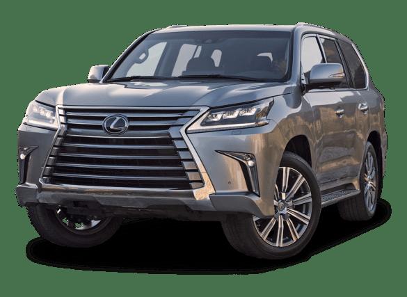 Lexus LX 2021 4-door SUV