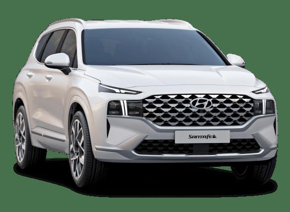 Hyundai Santa Fe 2021 4-door SUV