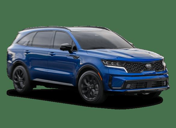 Kia Sorento 2021 4-door SUV