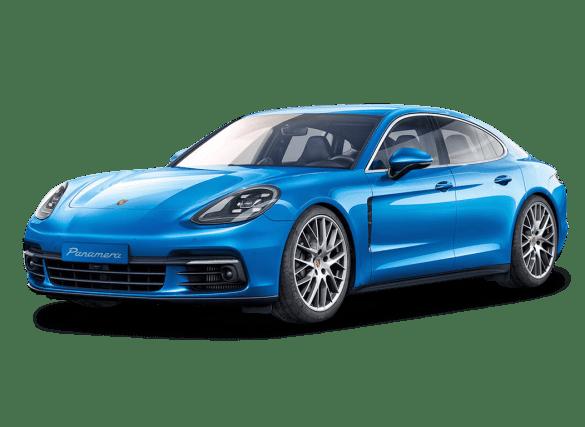 Porsche Panamera 2021 4-door hatchback