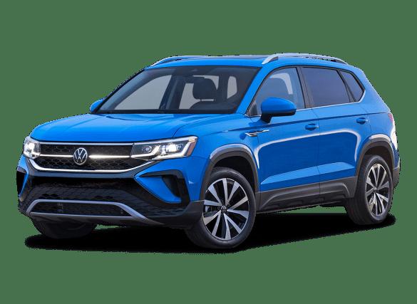 Volkswagen Taos 2022 4-door SUV