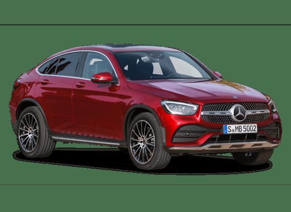 Mercedes-Benz GLC Coupe 2021 4-door SUV