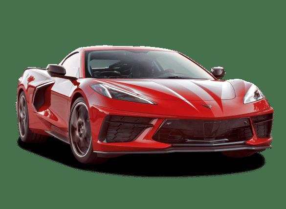 Chevrolet Corvette 2021 2-door hatchback